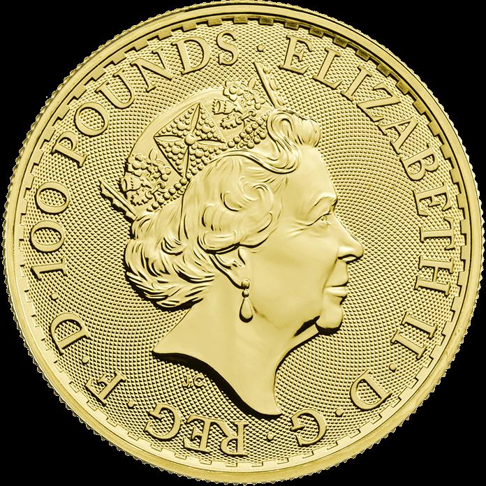 Britannia 2018 Oriental Border 1 oz Gold Coin