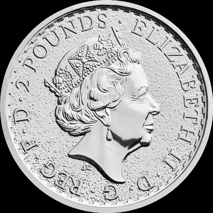 Britannia 2017 1 oz Silver Coin