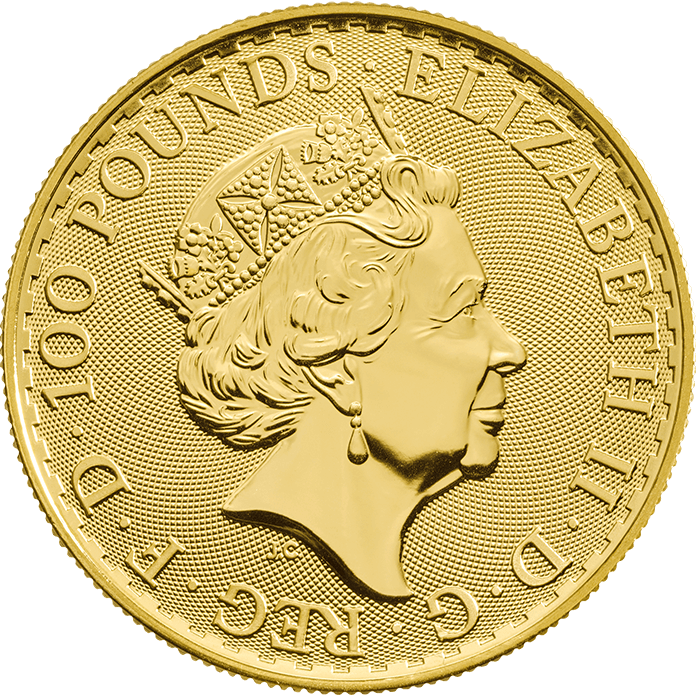 Britannia 2019 1 oz Gold Coin