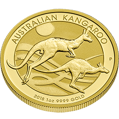 Australian Nugget 2018 1 oz Gold Coin