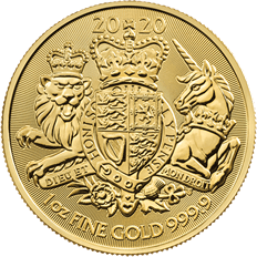 The Royal Arms 2020 1 oz Gold Coin