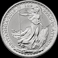 Britannia 2019 1 oz Platinum Coin