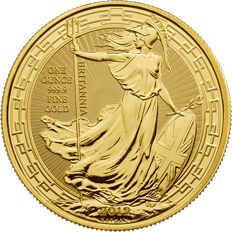 Britannia 2019 Oriental Border 1 oz Gold Coin