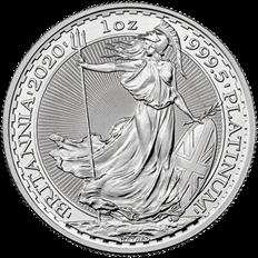 Britannia 2020 1 oz Platinum Coin