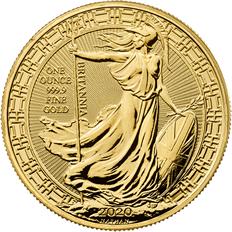 Britannia Oriental Border 2020 1 oz Gold Coin