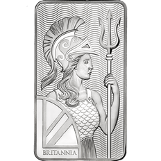 Britannia – 100 oz Silver Minted Bar