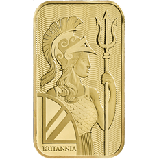 Britannia - 1 oz Gold Minted Bar