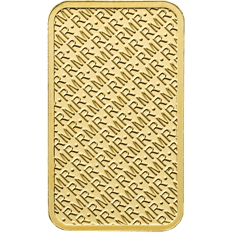 100 g Gold Bar Minted