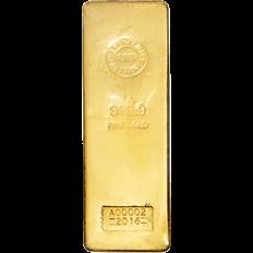 400 oz Gold Bar Cast