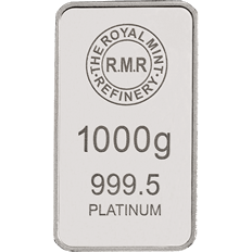 1 kg Platinum Bar Minted