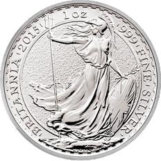 Britannia 2015 1 oz Silver Coin