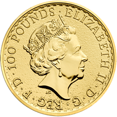 Britannia 2017 1 oz Gold Ten Coin Tube