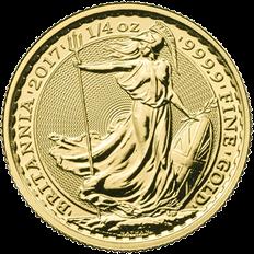 Britannia 2017 1/4 oz Gold Coin