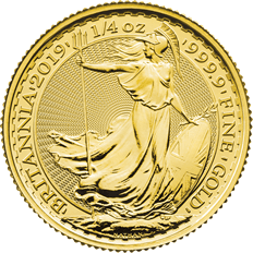 Britannia 2019 1/4 oz Gold Coin