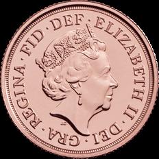 The Sovereign 2019 Gold Coin