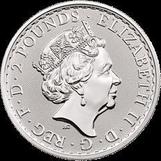 Britannia 2020 1 oz Silver Coin