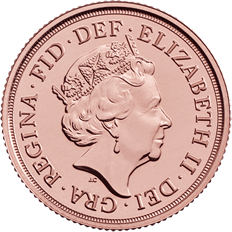 The Sovereign 2020 Gold Bullion Coin