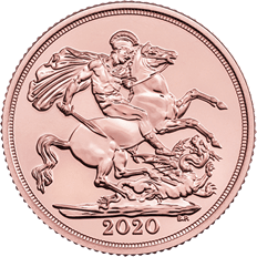 The Sovereign 2020 Gold Bullion Coin