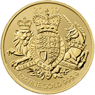 The Royal Arms 2019 1 oz Gold Coin
