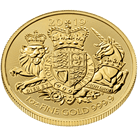 The Royal Arms 2019 1 oz Gold Ten Coin Tube
