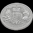 The Royal Arms 2019 1 oz Silver Coin