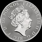 The Royal Arms 2020 Silver 10 oz Coin