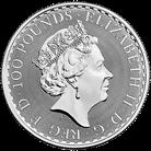 Britannia 2018 1 oz Platinum Coin