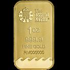 Britannia - 1 oz Gold Minted Bar