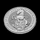 The Queen's Beasts 2019 Unicorn 1 oz Platinum Coin