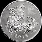 The Valiant 2018 10 oz Silver Coin