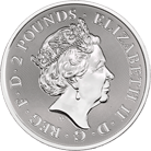 The Valiant 2019 1 oz Silver Coin