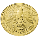 The Queen's Beasts 2019 Falcon 1/4 oz Gold Coin