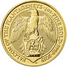 The Queen's Beasts 2019 Falcon 1 oz Gold Ten Coin Tube