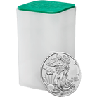 American Eagle 2018 1 oz Silver Twenty Coin Tube