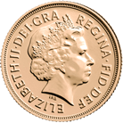 The Sovereign 2015 Gold Twenty Five Coin Tube