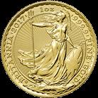 Britannia 2017 Anniversary 1 oz Gold Coin