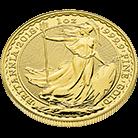 Britannia 2018 1 oz Gold Ten Coin Tube