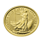 Britannia 2018 1/4 oz Gold Coin