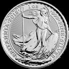 Britannia 2018 1 oz Silver Coin