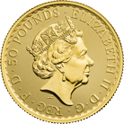 Britannia 2019 1/2 oz Gold Coin