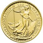 Britannia 2019 1 oz Gold Ten Coin Tube