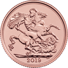 The Sovereign 2019 Gold Coin