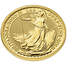 Britannia 2020 1 oz Gold Coin