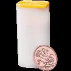 The Sovereign 2020 Gold Bullion Twenty Five Coin Tube