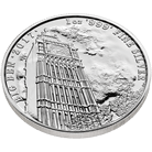 Landmarks of Britain 2017 Big Ben 1 oz Silver Coin