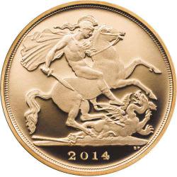 The Sovereign Gold Bullion