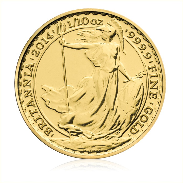 Britannia oz bullion coin royal mint