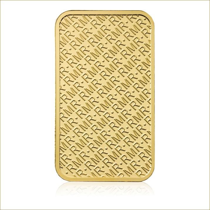 1oz Gold Bullion Bars Royal Mint Bullion