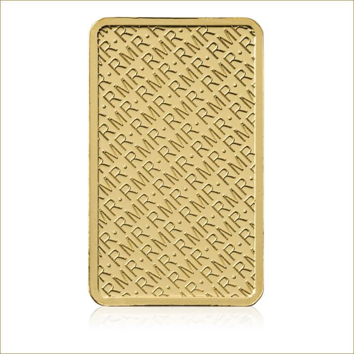 1 g Gold Bar Minted