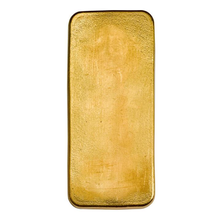 1 kg Gold Bar Cast